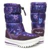 Сапоги женские 0183BL Blau KING BOOTS 39 размер (стелька 25 см)