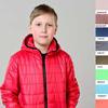 Куртка демисезонная детская из плащевой ткан