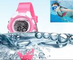 Часы детские наручные водонепроницаемые в подарочной упаковке