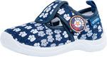 231110-12 синий туфли малодетские текстиль 22-25