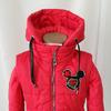 Яркие куртки для девочек со сьемными рукавами