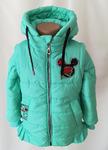 Детская курточка жилетка для девочки