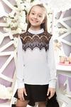 Школьная блузка для девочки. Распродажа!!!