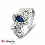Серебряное кольцо 161