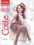 CONTE,  Колготки детские, Candy 140-146