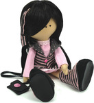 "Набор для шитья куклы ""Эмочка"", арт.2301"