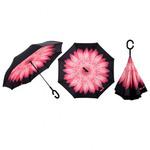 "Зонт ""Розовый цветок"""
