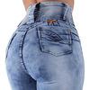Fashion2Love Y1926 - Brazilian Design, Butt Lift, Supper High Waist, Skinny Jeans