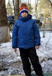Куртка зимняя для мальчика СПОРТ (Stella)