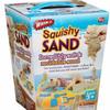 Кинетический песок 1кг +3 формы Squishy SAND