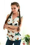 Майка для беременных и кормящих Артикул: 1619