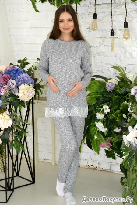 Костюм для беременных и кормящих Артикул  1781 - купить со скидкой ... c41821d1035