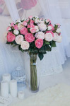 Роза пионовидная (3 бутона)