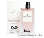 Dolce&Gabbana DG 3 L Imperatrice TESTER