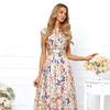 Платье «Шелк Армани» длинное крем. Готово!