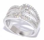 Серебряное кольцо Артикул: 01qrgmi01495-19