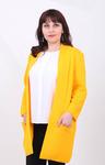 Жакет 016318 (желтый) 640