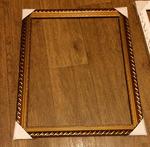 рамка для картины 40x50 золотая