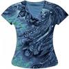 Женская футболка Вождь котов KPT165