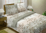 Ткань постельная Поплин Традиции текстиля 118 г\м шир.220см с рисунком в ассортименте