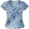 Женская футболка Перья KPT168