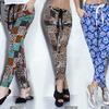 Комфортные штаны в стиле smart casual из легкой натуральной ткани