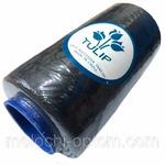 Нитки швейные TULIP (3000yds) черные, полиэстер