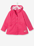 Девочки 3-в-1 куртка - красный цвет