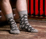 Носки шерстяные N6R63-4