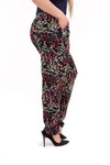 Женские брюки (летние, свободные, из штапеля) 752