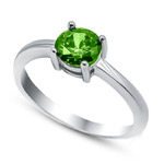 Серебряное кольцо Артикул: 21set7181e-113