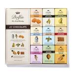 Подарочный набор из 27 шоколадок по 10 гр.