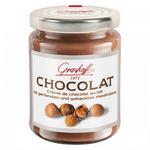 Молочный шоколадный крем с орехами, 250 гр.
