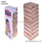 Падающая башня. Игра для детей и взрослых.083458