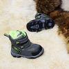 Мембранная обувь 3023-А сер