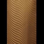 Сатен рельеф 150 Коричневый 150 см