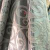 Блекаут жаккардовый двусторонний А746 №2 серо-бежевый 280 см