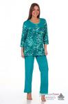 Пижама женская sel-ПК62 (махра)