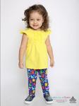 Костюм детский Линда (лосины+футболка) (кулирка с лайкрой)