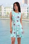 Платье №697 (размеры 42-54)