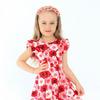 Платье детское Розочка (кулирка)
