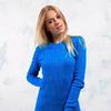 Платье Женева голубой