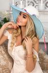 Шляпа «Азарина» 1836: Braxton
