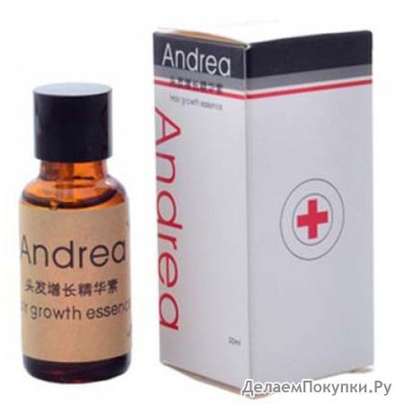 Сыворотка для укрепления и роста волос Andrea