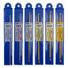 "Крючки ""Gamma"" д\тунисского вязания двухстор. SH3 металл d 2.0-4.5 мм 14.5 см"