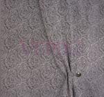 Портьера Розочки Артикул: 1/096-11 серый