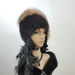"Меховая шапка "" Капля"" коричневая ондатра + кристалл блюфрост Подробнее: https://xn-----7kcgobxpmiohaje2czb8cyc.xn--p1ai/p325990620-mehovaya-shapka-kaplya.html"