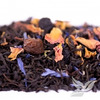 Черный ароматизированный чай / Виноградное утро