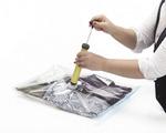 Набор вакуумных пакетов для хранения с насосом «СПЭЙС МАСТЕР»