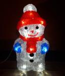 Снеговик в коробке